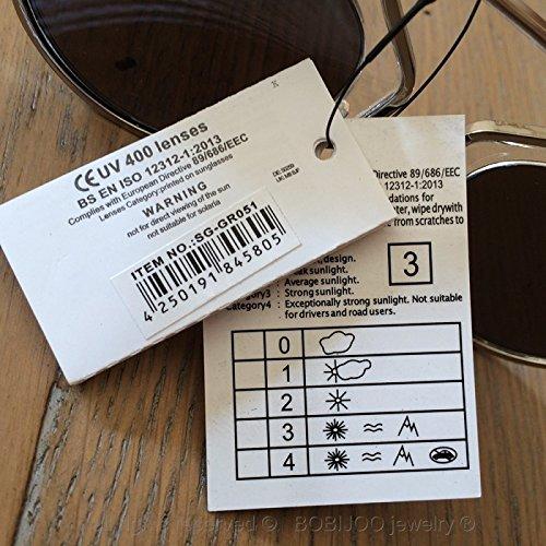 Bobijoo Jewelry-Gafas de sol para mujer estilo So Top ...