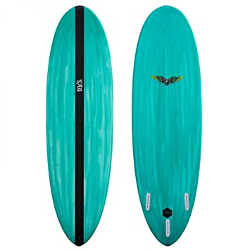 Tabla de Surf DVS – Micro 5.8 LCT Futures Dick Van straalen