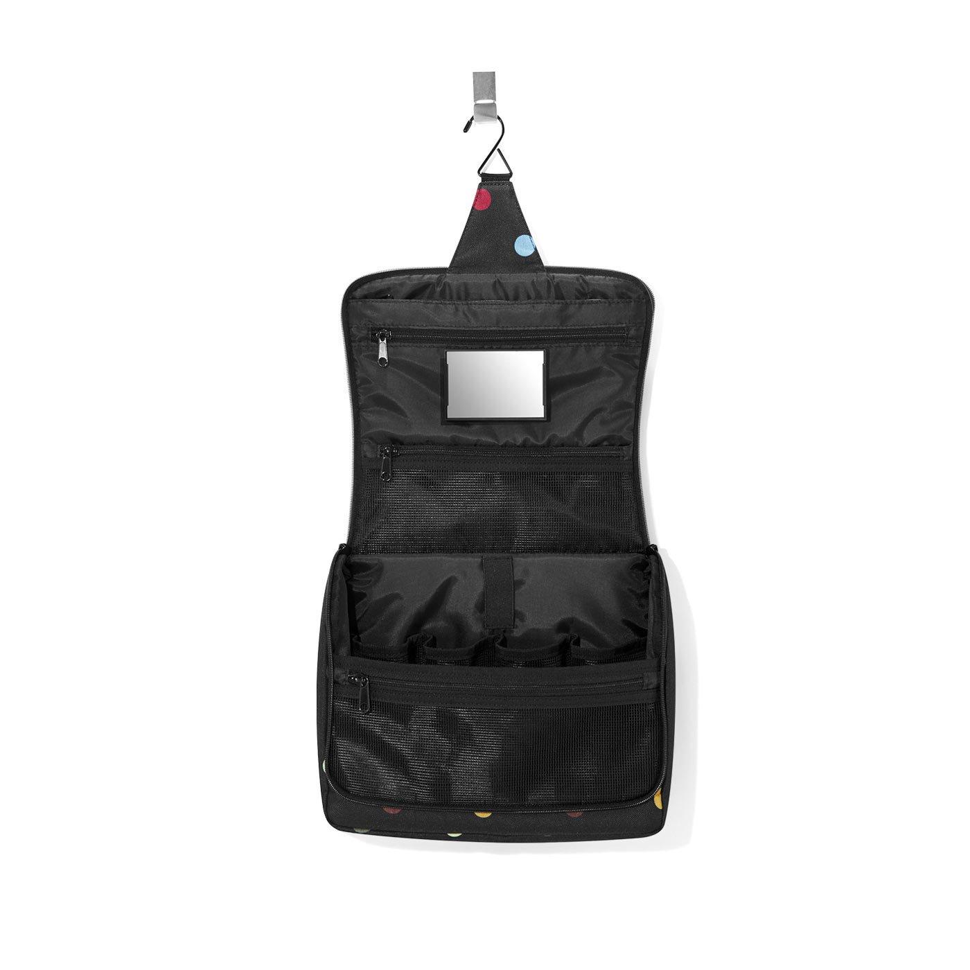 reisenthel Toiletbag XL, Hanging Travel Toiletry Organizer, Dots by reisenthel (Image #3)