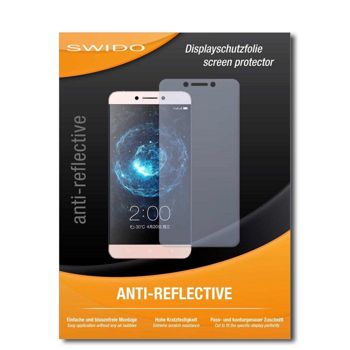 4 x SWIDO® Protector de pantalla LeEco Le Max 2 Protectores ...