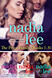The Pryce Family (Books 1-3)