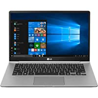 LG ELECTRONICS Gram Core Thin and Light 14-inch FHD Laptop with i5 8th gen 8GB/256 GB SSD/Windows 10 (Dark Silver)