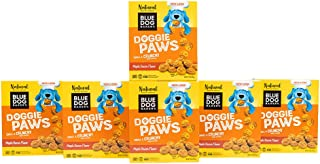 product image for Blue Dog Bakery Natural Dog Treats, Maple Bacon Paws
