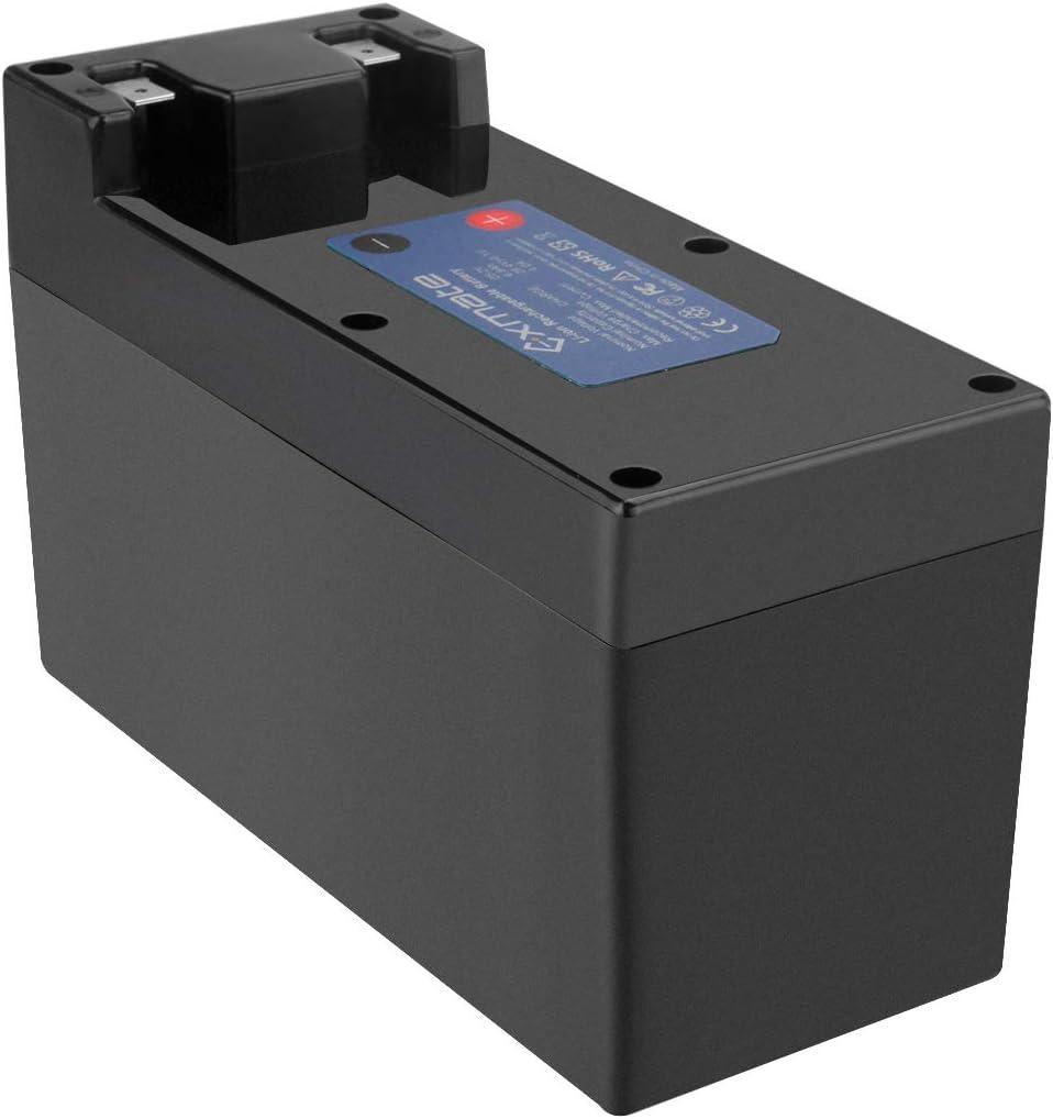 Exmate Batería Li-Ion 6900mAh (25.2V) para Robot cortacésped Ambrogio L30, L50, L60, L75, L85, L100. reemplaza Zucchetti Centro Sistemi CS-C0106-1