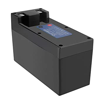 Exmate Batería Li-Ion 6900mAh (25.2V) para Robot cortacésped ...