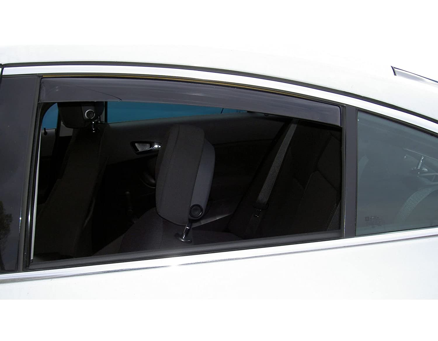 Climair CL 2866 Rear Window Visors Master