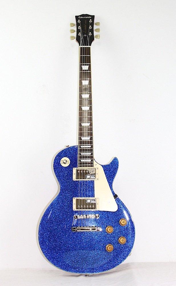 Edwards エドワーズ エレキギター E-LP-108SD Blue Sparkling B00JDLF6K6 Blue Sparkling Blue Sparkling