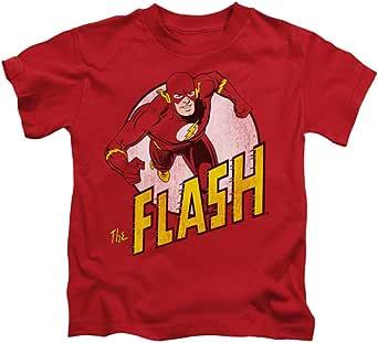 DC Comics El flash BIG BOYS SHIRT