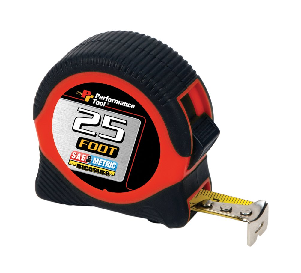 Performance Tool W5035 35-Foot 1-Inch Tape measure