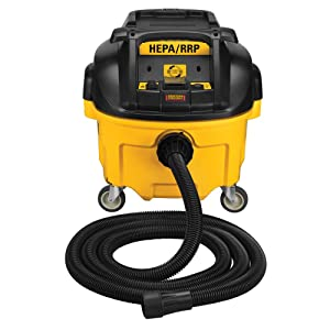 Dewalt DWV010R 15 Amp 8 Gallon Dust Extractor Kit (Certified Refurbished)