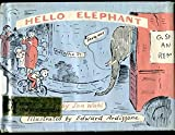 img - for Hello Elephant book / textbook / text book