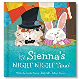 Bedtime Stories Personalized Custom Name Board Book