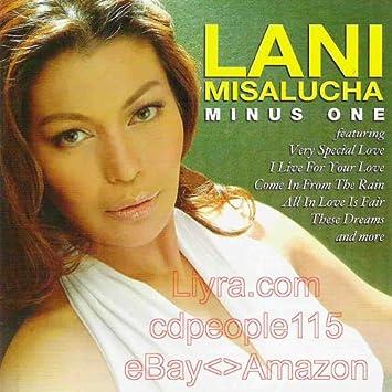 Lani Misalucha - Lani Misalucha - Minus One (Instrumental Only - No