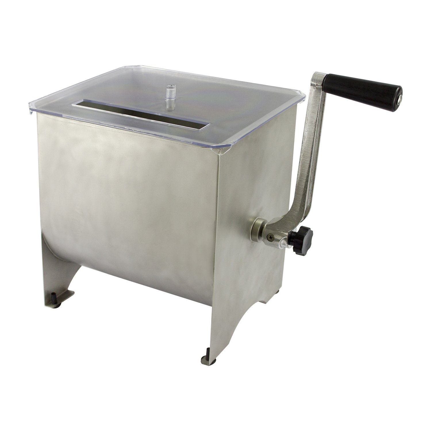 Chard MM-102, Meat Mixer with Stainless Steel Hopper, 20lbs by Chard