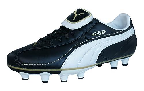 Puma King Xl Fg Junior, Jungen Fußballschuhe , schwarz