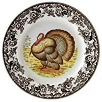 Spode Woodland Turkey Dinner Plate