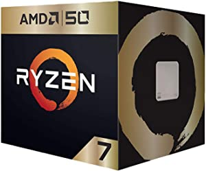 AMD Ryzen 7 2700X AMD50 Gold Edition 3.7 GHz (4.3 GHz Max Boost) Socket AM4 YD270XBGAFA50 Desktop Processor