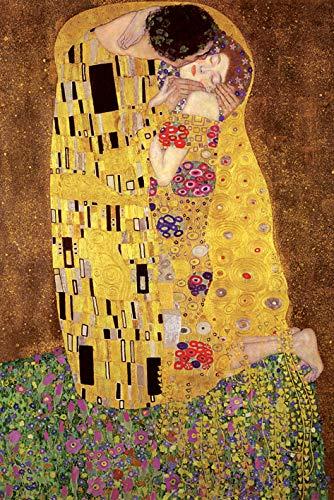 Gustav Klimt Il Bacio, Maxi Poster Pyramid International PP30540