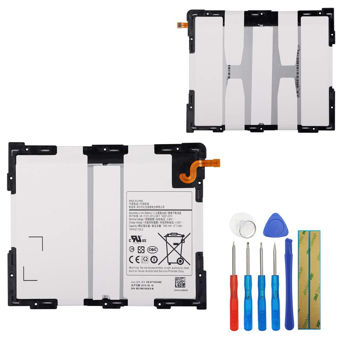 Bateria para Samsung Galaxy Tab A2 10.5 SM-T590 T595