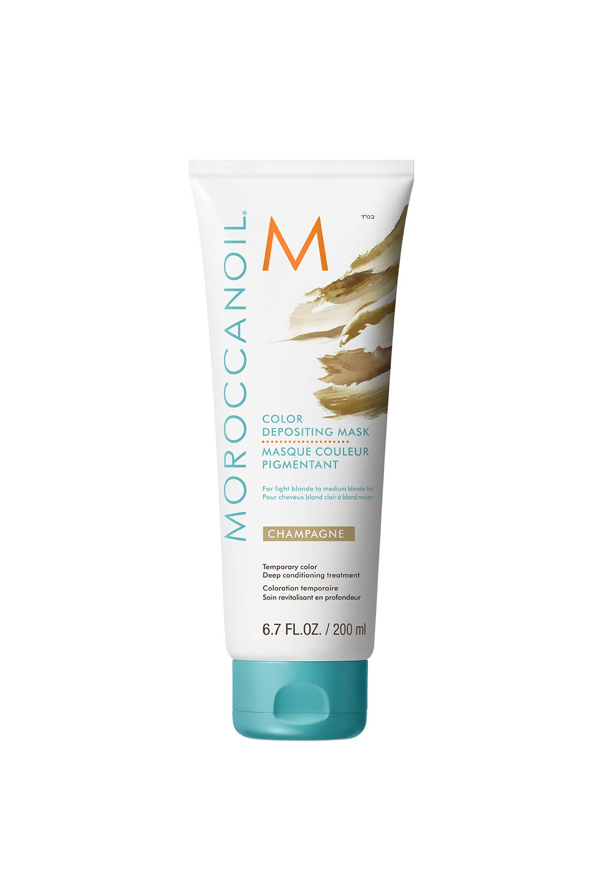 Moroccanoil Color Depositing Mask, Champagne by MOROCCANOIL
