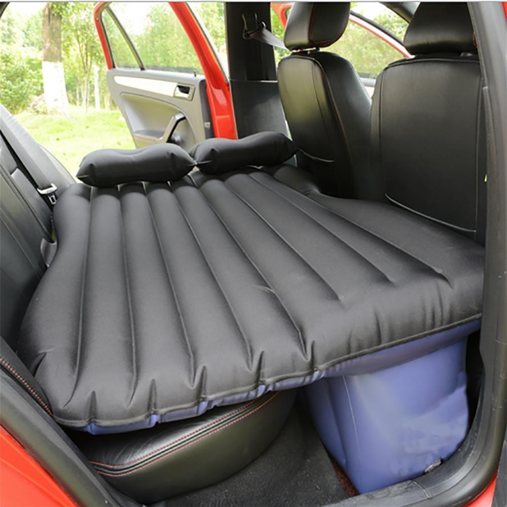 RUIRUI-Multifunktions Auto aufblasbare Kissen Autobett Oxford Tuch