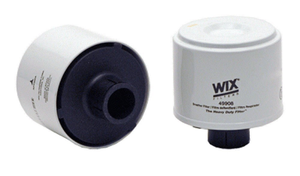 Wix 49908 Breather Filter - Case of 12