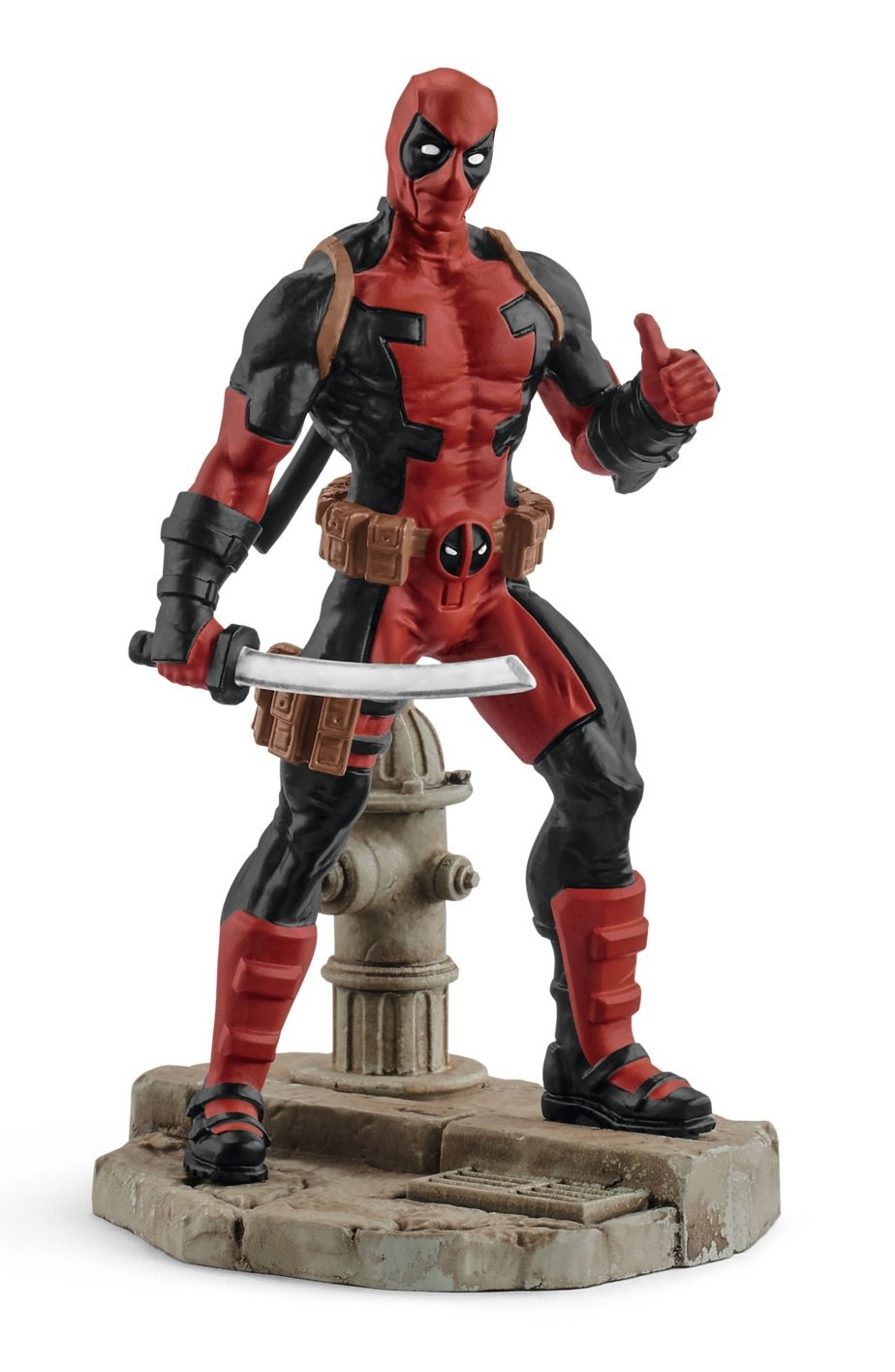 Schleich 21511 - Deadpool No Name