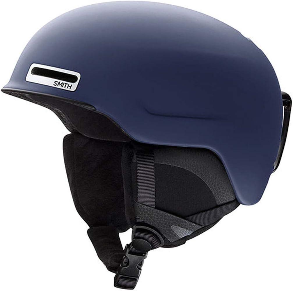 18-19 SMITH (スミス) ヘルメット MAZE ASIANFIT MATTE INK メイズ スノーヘルメット ジャパンフィット スノーボード スキー ヘルメット  M(59-63)