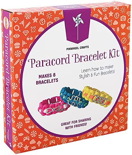 Paracord Charm Bracelet Making Set product image