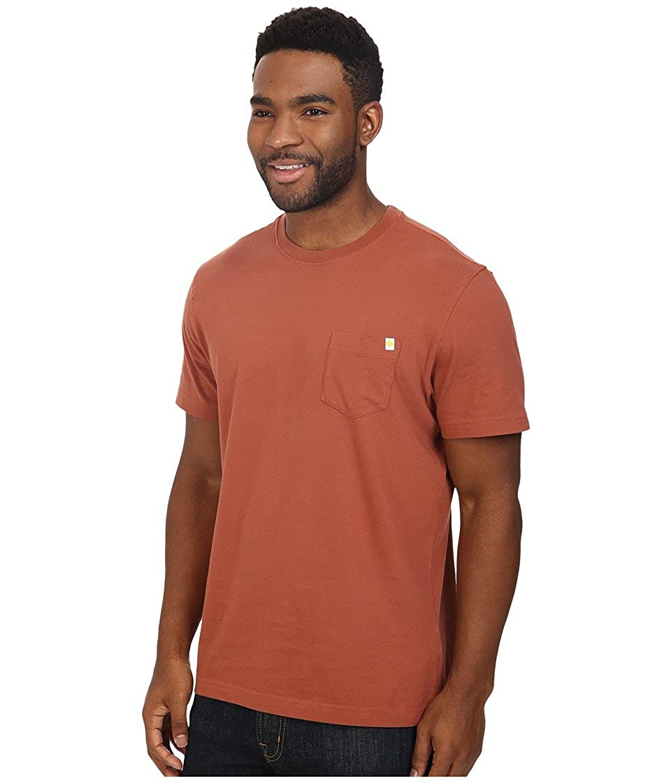 Life is Good Mens Pocket Seas The Day Crusher Tee