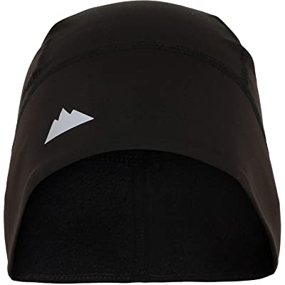 Skull Cap/Helmet Liner/Running Beanie - Ultimate Thermal Retention and Performance Moisture Wicking - Fits under Helmets: Automotive