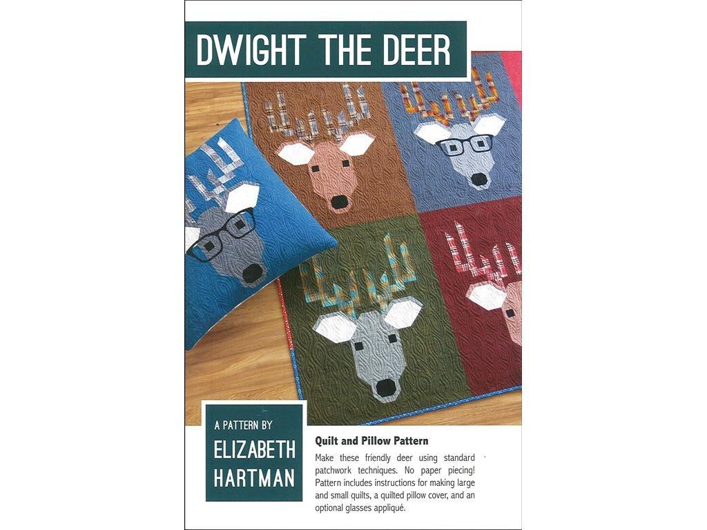 Amazon Elizabeth Hartman Ptrn Dwight The Deer Pattern