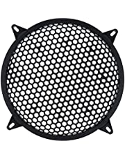 Prettyia Universal Car Subwoofer Speaker Grille Cover - 10 Inch
