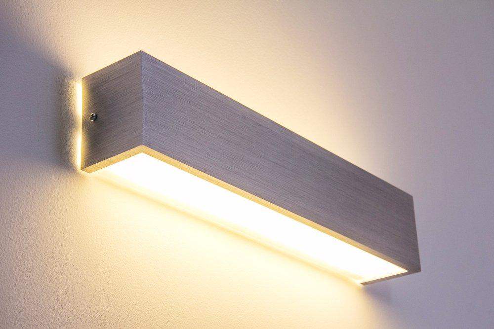 LED Wandleuchte Up U0026 Down   Wand Lampe Olbia Mit Fest Eingebauten LED  Leuchtmitteln 840 Lumen 3000 Kelvin   Wandstrahler Mit Warmweißem Licht    Geeignet Als ...