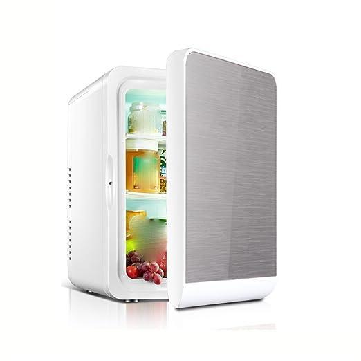 STAZSX Mini refrigerador Pequeño refrigerador del Coche ...