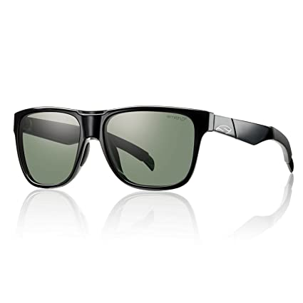 72b9c42868 Smith Optics Lowdown Sunglasses - Black Frame with Polarized Gray Green  Lens  Amazon.ca  Sports   Outdoors