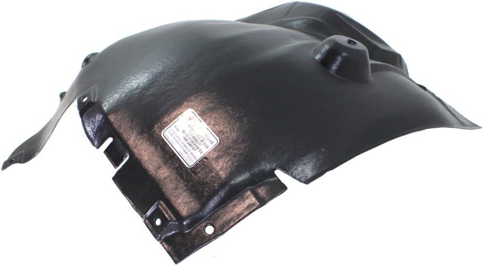 203 Chassis Splash Shield Front Left Side Fender Liner Plastic Front Upper Section for C-CLASS 01-07 Sedan//Wagon