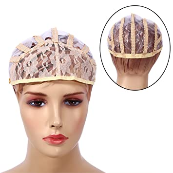 10 unids / lote Redecilla de Moño transpirable durable peluca ...