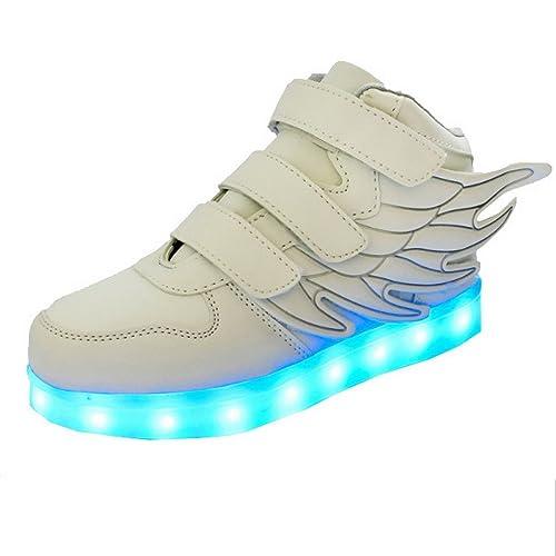 pero no vulgar más fotos diseño de calidad ACME Unisex Niño Zapatillas Luminosas - Zapatos de Deporte ...