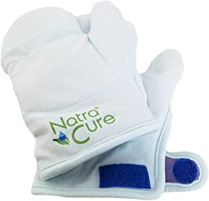 NatraCure Arthritis Warming Heat Therapy Mittens/Gloves (Without Gel) - (for Relief from Arthritis Pain, Stiff Joints, and Inflammation)
