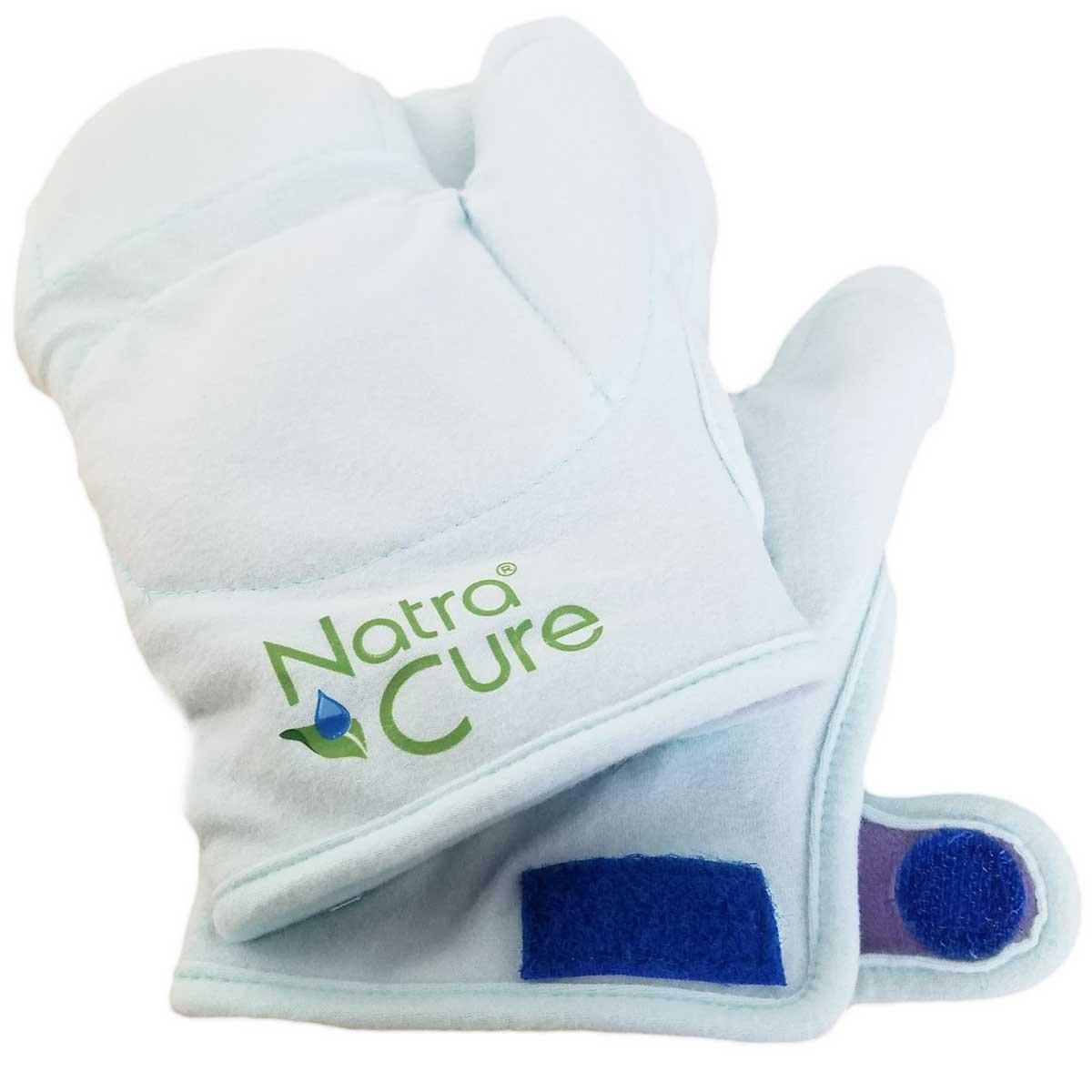 NatraCure Arthrite Réchauffement de la Chaleur Mitaines/Gants (sans Gel) - (Pour le soulagement de la douleur arthrosique, des articulations raides et de l'inflammation)