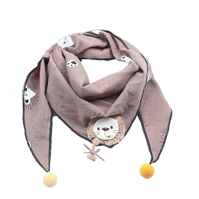 Winter Schal Mode Baby Schal Junge M/ädchen Halstuch Kopf Hals Kind Schals Dragon868 Schal Kinder