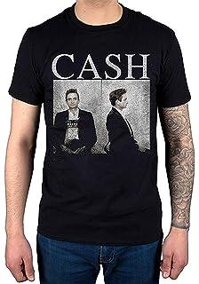 John Dillinger Mug Shot Black and White Gildan 64000 Unisex Softstyle T-Shirt with Tear Away Label