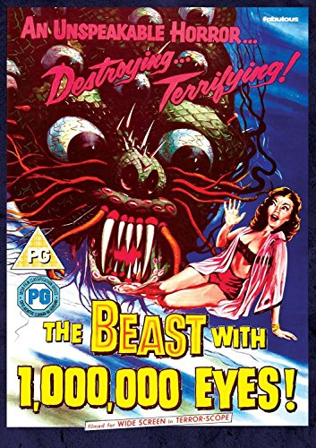 The Beast With 1,000,000 Eyes [DVD]