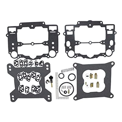Unepart Carburetor Rebuild Kit for Edelbrock 1405 1406 1407 1408 1409 1410 1411 (Without float): Automotive