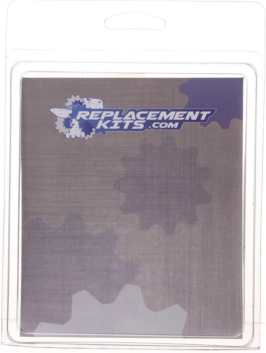 REPLACEMENTKITS.COM Brand Complete Engine Oil Seal Rebuild Kit Fits Polaris 300 400 /& 400L 1994-2002