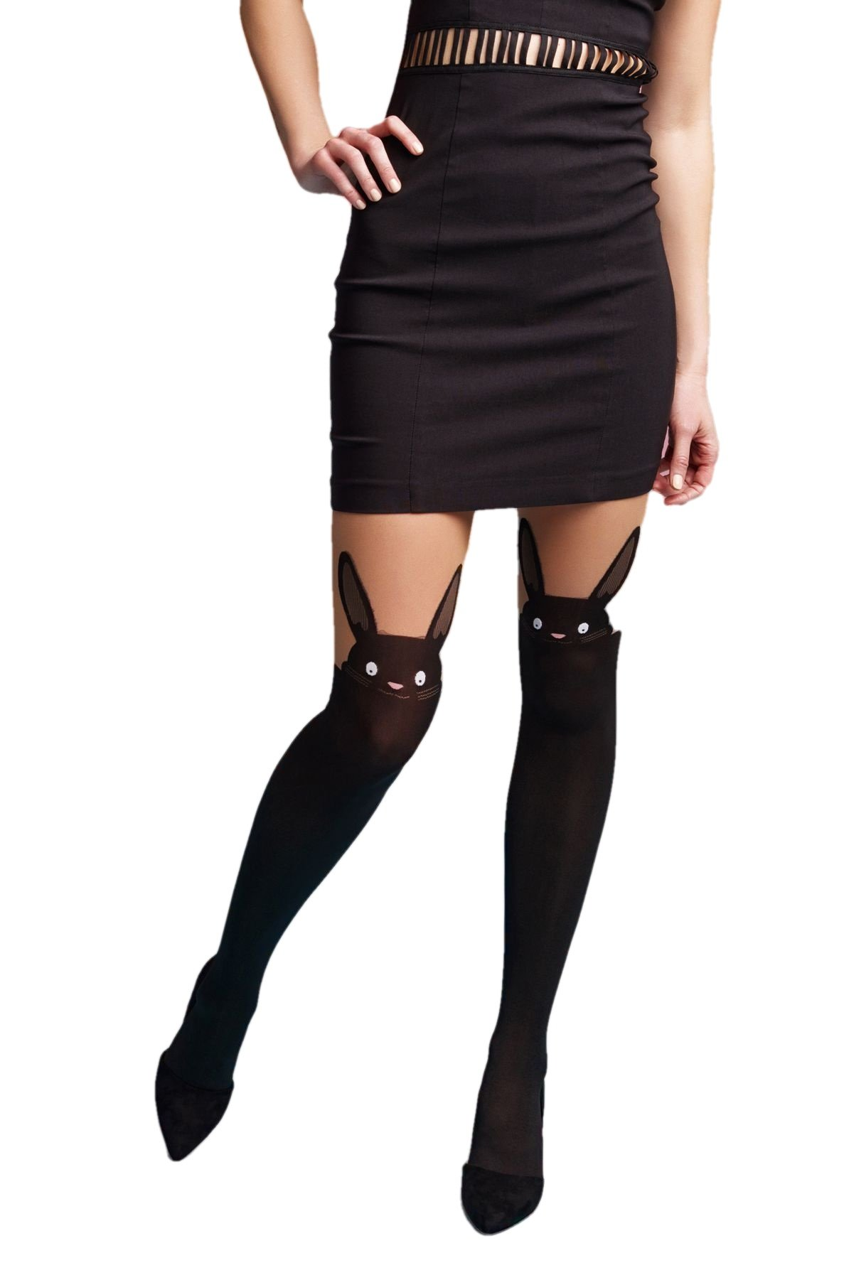 Floralby Women Candy Colors Velvet Opaque Footed Socks Tights Slim Pantyhose Stockings