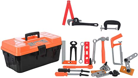 The Home Depot Talking Tool Box, Figures - Amazon Canada