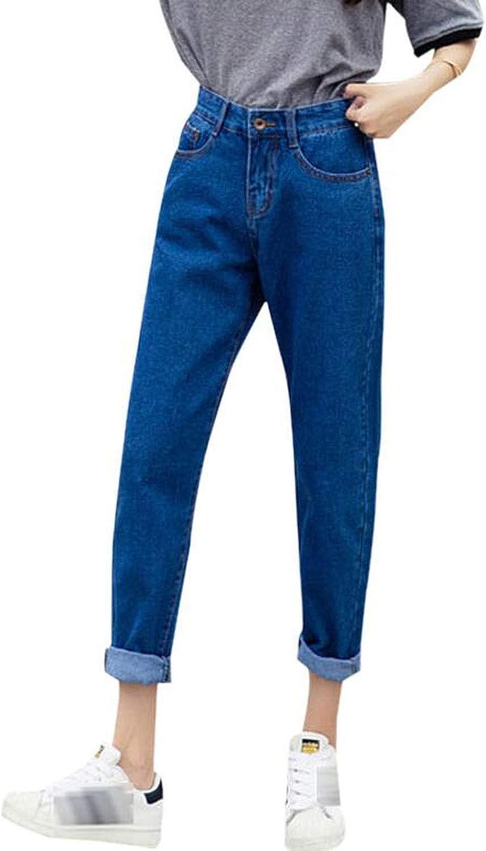 2019 Spring New Slim Pencil Mid Waist Jeans Womens Pants Ankle-Length Pants Regular Female White Jeans,29
