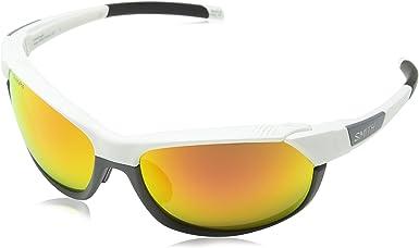 SMITH Overdrive/N X6 217 61 Gafas de sol, Gris (Grey Mist-White/Pk Pink), Unisex Adulto